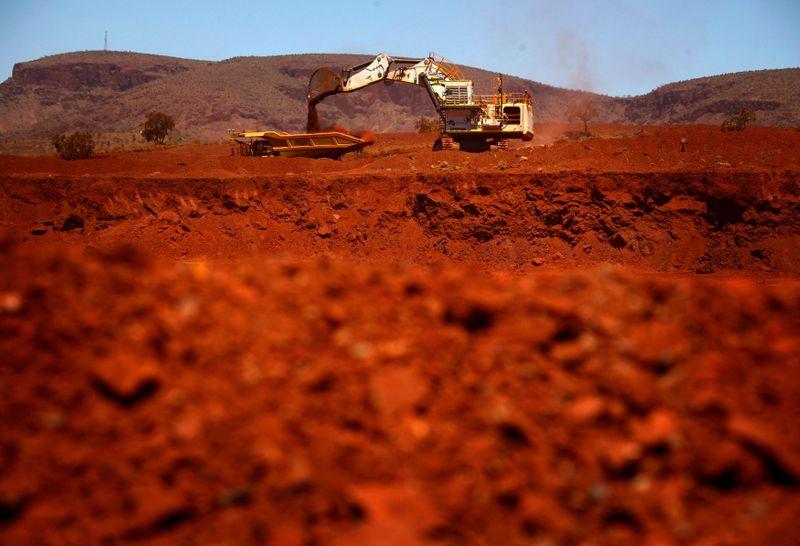Minério de ferro tem maior salto semanal em 3 meses na China