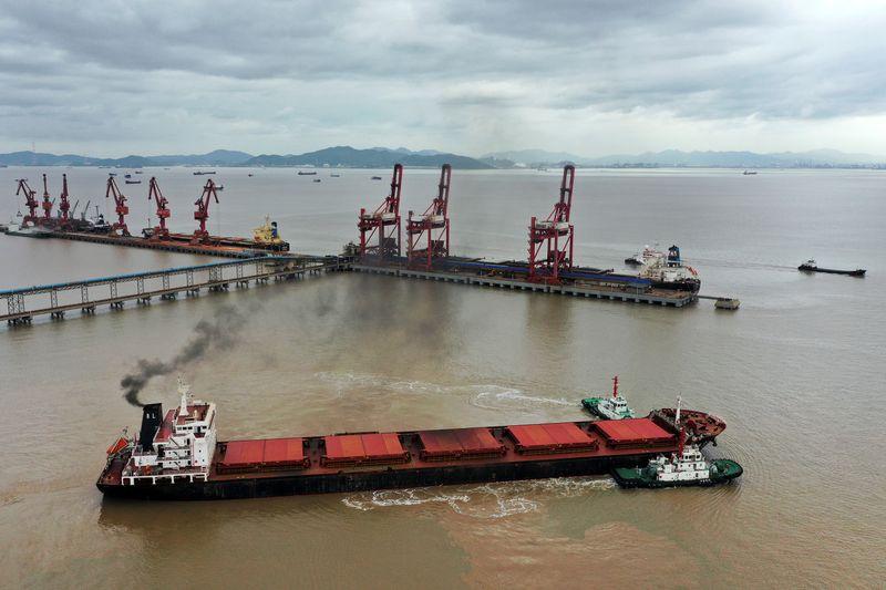 Vale e porto chinês selam acordo de US$651 mi em minério de ferro