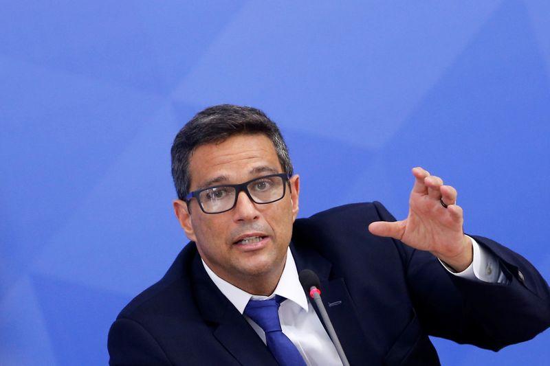 Campos Neto reforça que há tranquilidade com inflação, minimiza aumento de volatilidade cambial