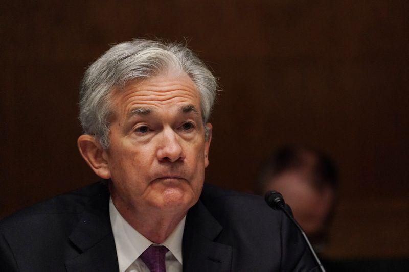 Powell diz que economia ainda precisa de apoio monetário e fiscal