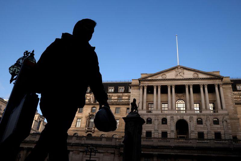 """Economista-chefe do BC britânico vê perspectiva """"substancialmente melhor"""" para 2021"""
