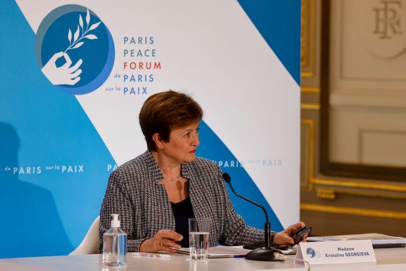 Economia global está se recuperando, mas pode estar perdendo força, diz chefe do FMI