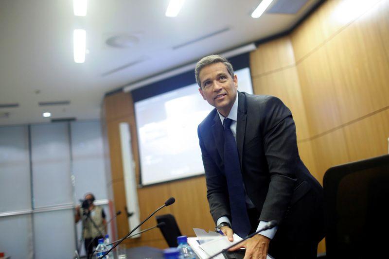 Não vemos sinal de expectativa de inflação muito acima da meta em 2021, diz Campos Neto