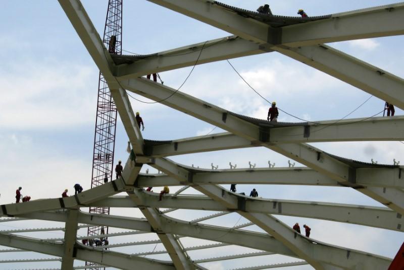 Aço Brasil melhora perspectiva para siderúrgicas em 2020, prevê crescimento em 2021