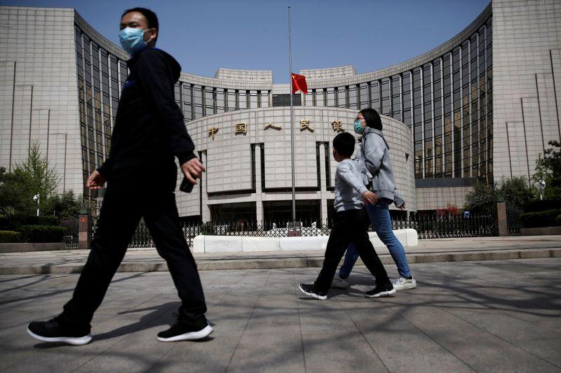 BC da China oferece resgate a mercados com injeção surpresa de empréstimos de médio prazo