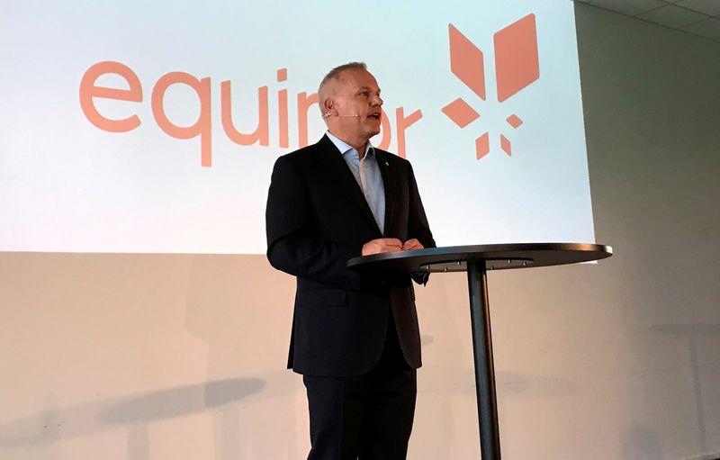Equinor busca oportunidades em energia eólica offshore no Brazil, diz CEO