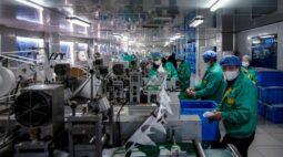 Recuperação da manufatura na China mascara pressão sobre fábricas menores e incerteza de exportação