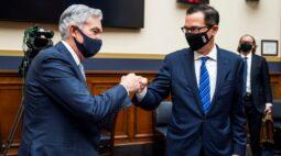 Mnuchin e Powell pressionam novamente por acordo para ajudar economia a enfrentar inverno com Covid