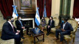 """Conversas """"construtivas"""" do FMI com a Argentina devem prosseguir em Washington, diz porta-voz"""