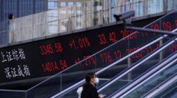 Mercado acionário da China tem terceira semana de ganhos com esperanças de recuperação