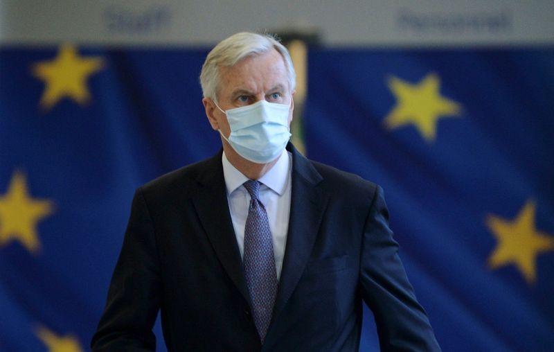 """UE promete """"impulso final"""" em negociações comerciais com Reino Unido"""