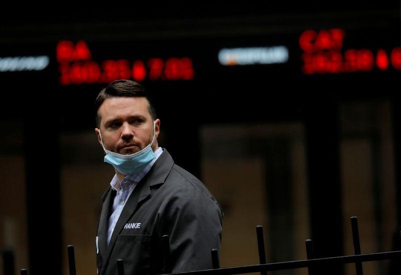 Wall St encerra em alta com investidores apostando em recuperação