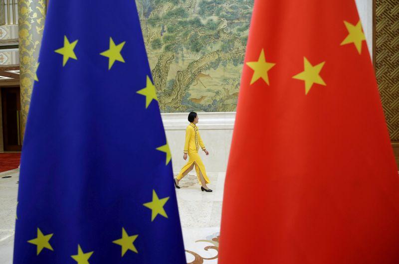 Acordo de investimentos UE-China deve ser alcançado nesta semana, diz autoridade da UE
