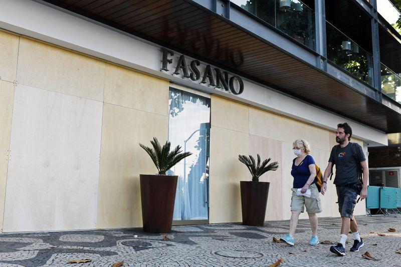 Even diz que Gafisa exerceu opção de compra de imóveis do Hotel Fasano Itaim