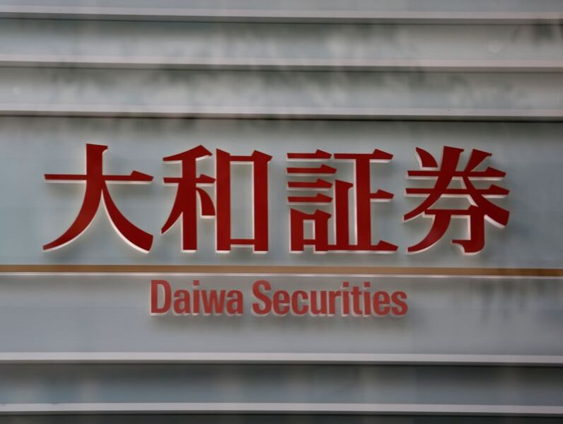Japonesa Daiwa abre negócio de mercado de capitais na China