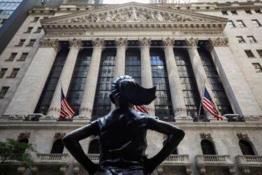 S&P 500 fecha a poucos pontos de sua máxima recorde de encerramento