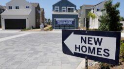 Vendas de novas moradias nos EUA saltam a máxima em quase 14 anos