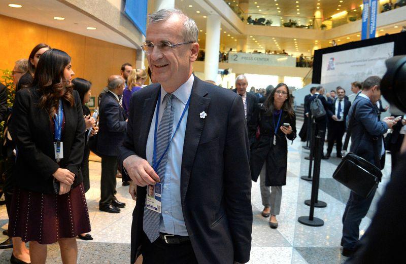 BCE deveria analisar formulação de meta de inflação, diz Villeroy