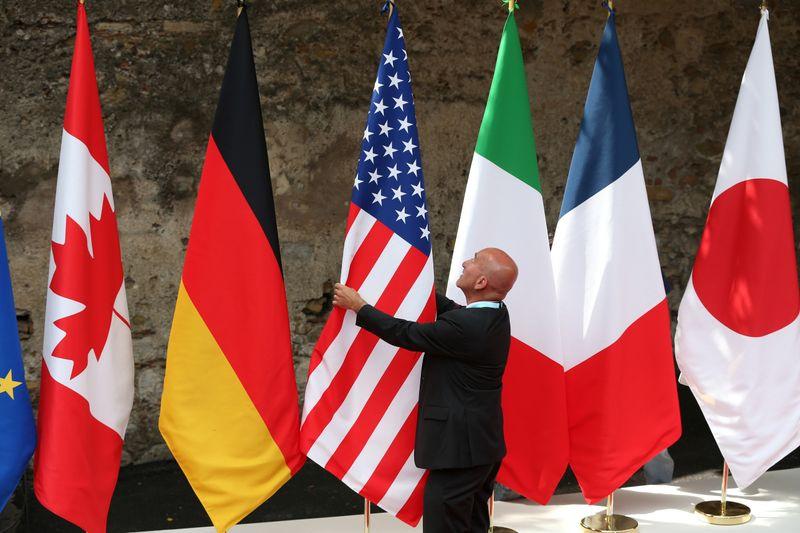 Ministros do G7 devem apoiar prorrogação de congelamento da dívida de países mais pobres, dizem fontes
