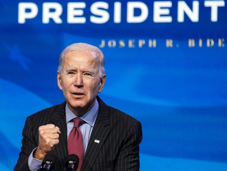 Biden diz que estabelecerá base para pacote econômico na próxima semana