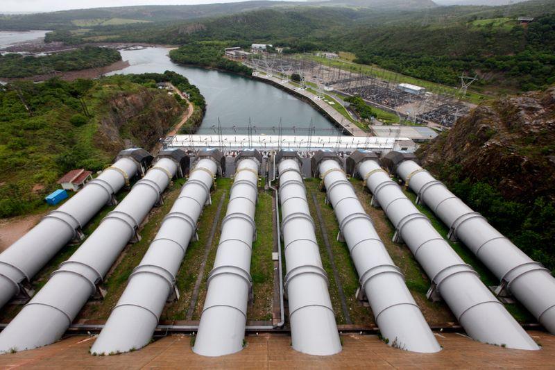 ONS reduz levemente projeção de carga de energia e chuvas em hidrelétricas