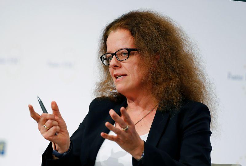 Aceleração da inflação no curto prazo não mudará política do BCE, diz Schnabel