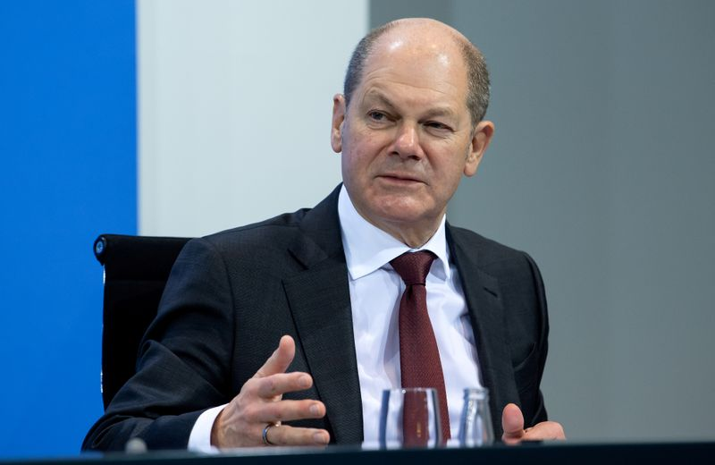 REUTERS NEXT-Impacto de lockdown sobre economia da Alemanha não é grave demais, diz ministro