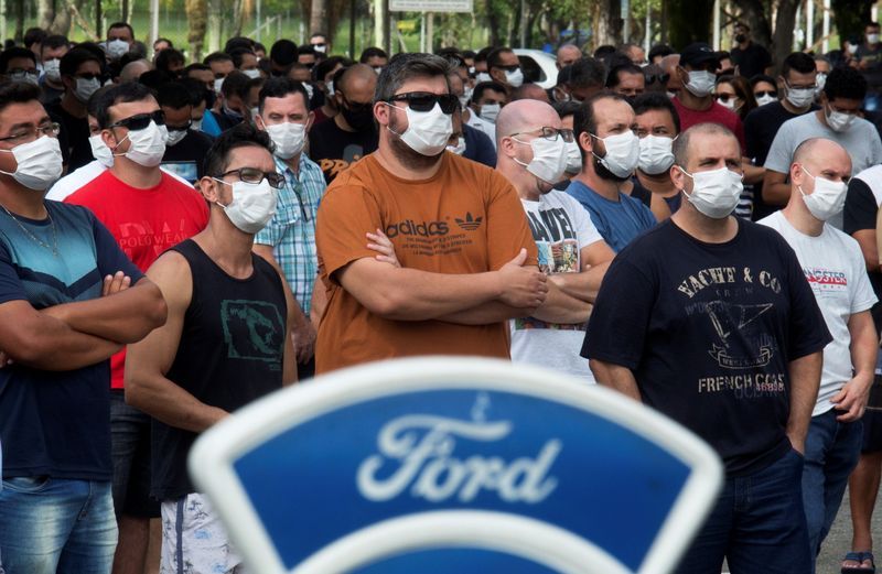 Ford tem discussões abertas com outras montadoras para venda de fábrica na Bahia, diz governador