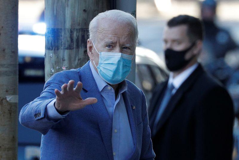 Biden apresentará plano para injetar US$1,5 tri em economia dos EUA afetada por pandemia