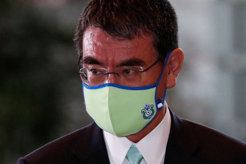 REUTERS NEXT-Japão pode avaliar mais pacote de estímulo para economia por Covid-19, diz ministro