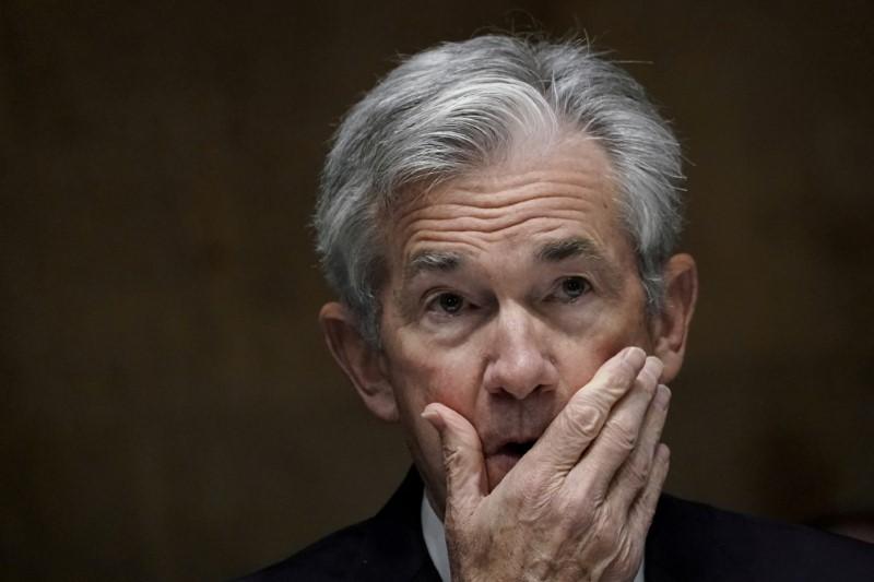 """Powell diz """"não ser o momento"""" de discutir qualquer mudança em compras de títulos"""