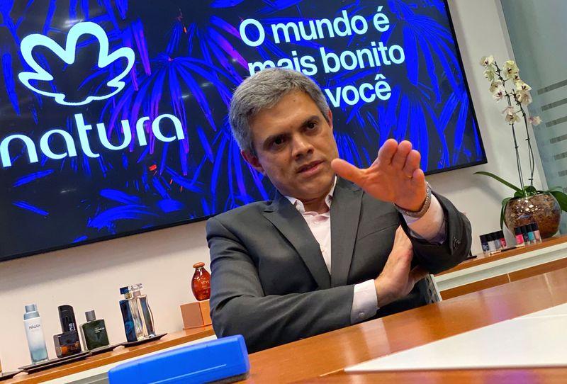 REUTERS NEXT-Brasil não está fazendo o suficiente para conter desmatamento ilegal, diz executivo da Natura