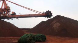 Minério de ferro toca máxima de 4 semanas na China com demanda em foco
