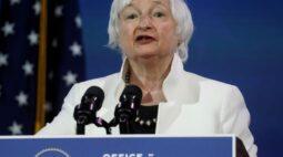 Yellen quer iniciar rapidamente revisão de política de sanções dos EUA