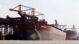 Vale diz que incêndio em terminal no MA não afeta produção de minério de ferro