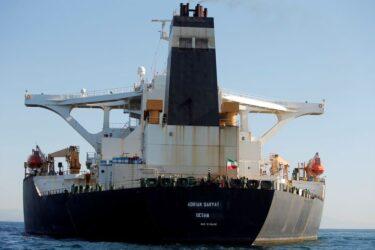 Exportação de derivados de petróleo do Irã bate recorde apesar de sanções dos EUA