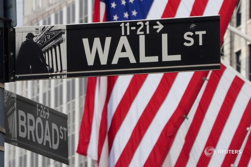 Dow Jones e S&P 500 caem sob peso de IBM e Intel e maior preocupação com Covid-19