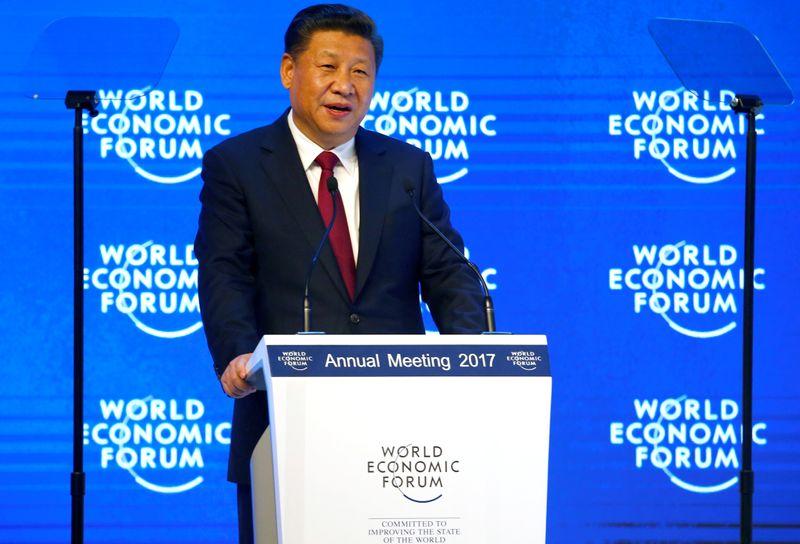 Presidente da China defende papel maior do G20 na governança econômica global