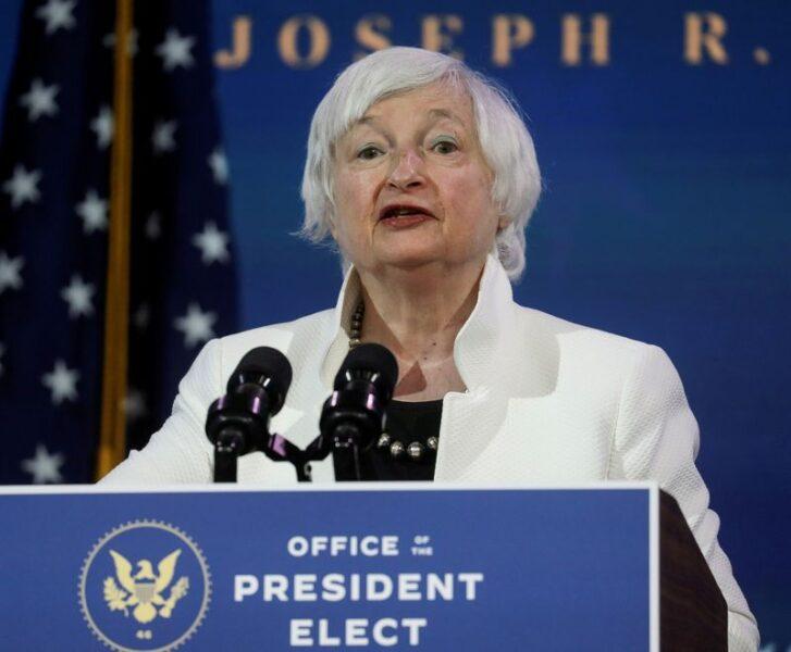 Senado dos EUA confirma Yellen como primeira mulher no comando do Tesouro