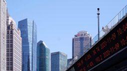 Índices acionários da China fecham em baixa em meio a especulação de aperto da política monetária