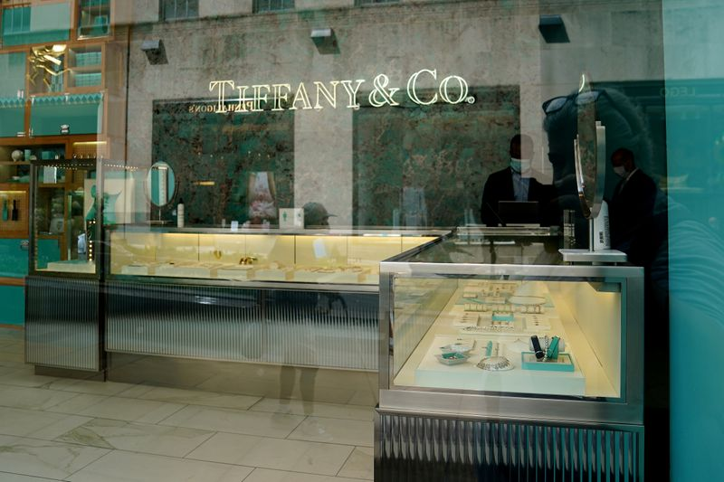 Como a LVMH planeja reformular a Tiffany