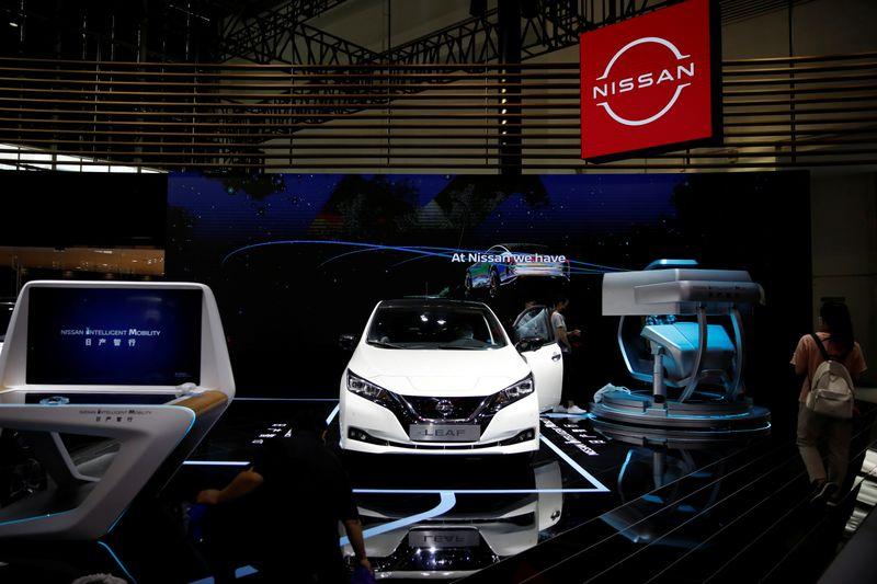 Nissan acelera transição para veículos elétricos na China