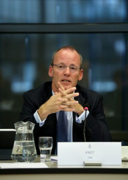 Knot diz que BCE tem espaço para cortar taxa de depósito