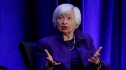 """Yellen e Scholz concordam com """"cooperação estreita"""" em 1ª ligação"""