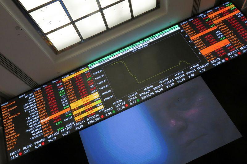 Ibovespa cai 3,3% em janeiro com riscos fiscais e Covid-19 ditando embolso de lucros
