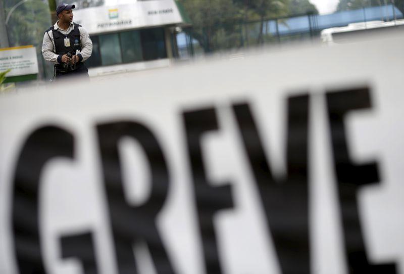 Petroleiros da Bahia confirmam greve apesar de Petrobras considerar movimento ilegal