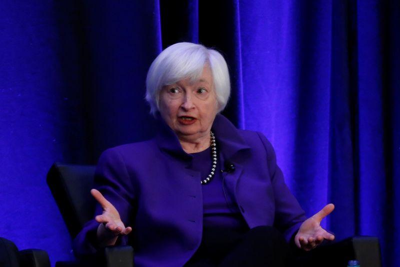 Aumento de impostos pagaria parte de pacote de infraestrutura de Biden, diz Yellen