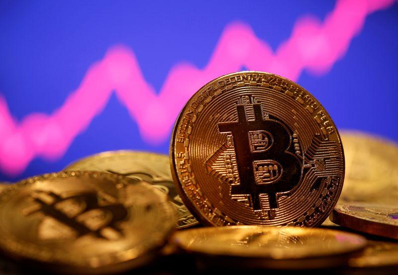 Bitcoin bate novo recorde e atinge US$1 trilhão em valor de mercado