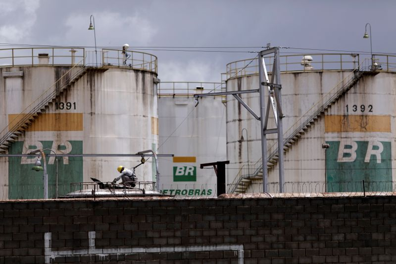 Diretores da Petrobras conversam sobre possível renúncia coletiva, dizem fontes