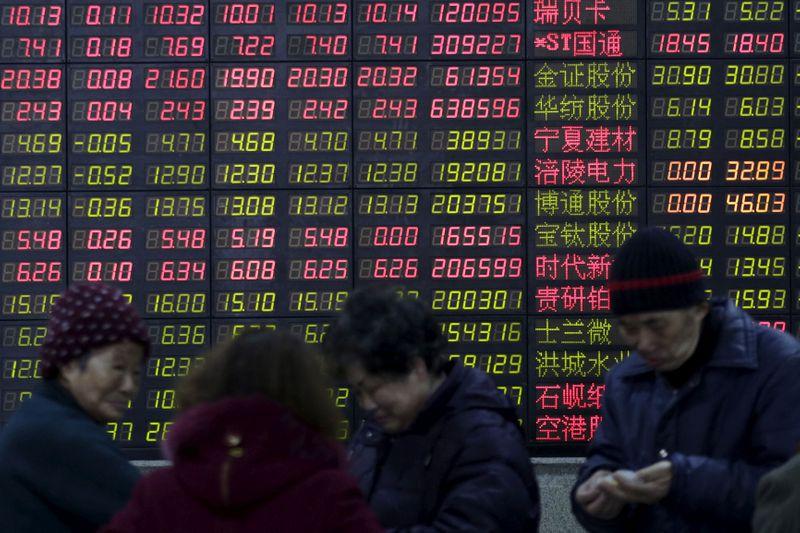 Índice de blue-chips da China tem maior queda em quase 7 meses